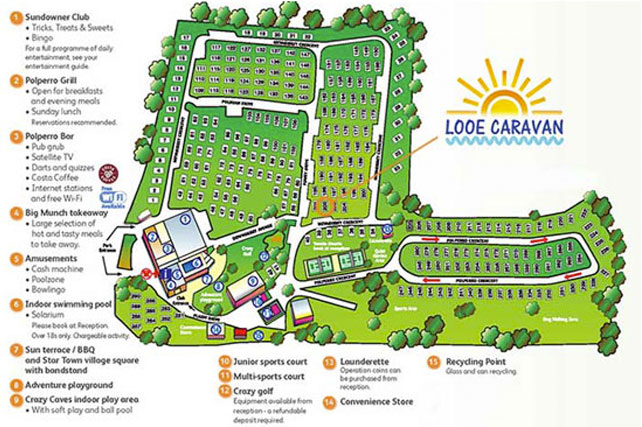 Dog Friendly Holiday Parks In Looe